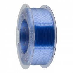PETG Bleu transparent 1.75mm 1kg EasyPrint